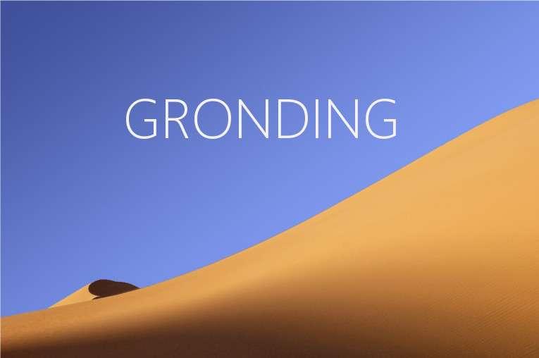 Gronding